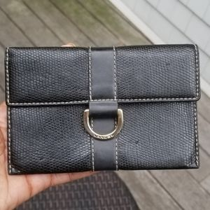Lancel small wallet